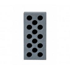 Кирпич силикатный 14-пустотный цветной (цена указана за 1 штуку товара)