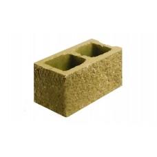 1КБУЛ-ЦП-1-2к Камень бетонный угловой лицевой