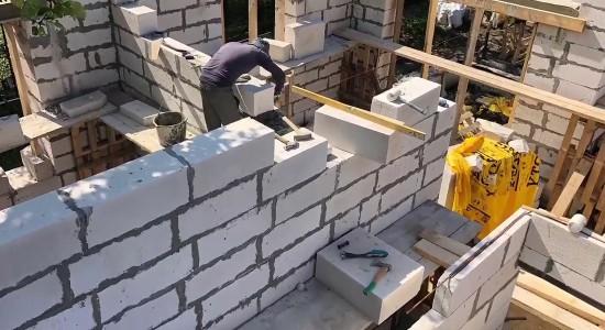 СТЕНЫ ИЗ ГАЗОБЕТОНА. Заказ, Подготовка, Инструмент. КАК построить Дом ЛЕГКО и ПРОСТО своими руками