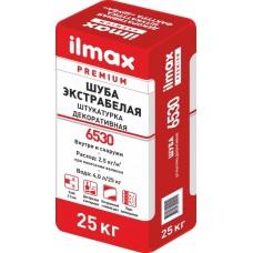 "ILMAX 6530 Штукатурка защитно-отделочная цементная под окраску (фактура ""шуба"") 25 кг"