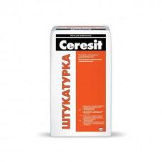 Ceresit Штукатурка минеральная выравнивающая 25 кг