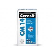 Ceresit CM14 Эластичный клей для плитки для внутренних и наружных работ 25 кг