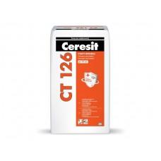 Ceresit CT126 Шпатлевка белая гипсовая полмерминеральная 20 кг