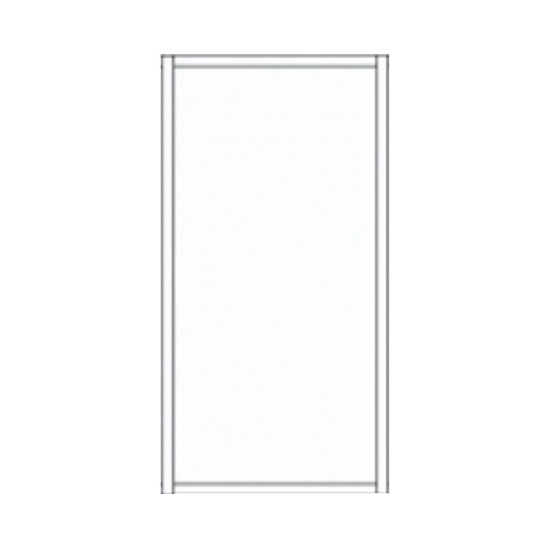 Купить алюминиевую раму балконную 1 створка в Орше