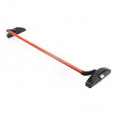 Ручка-штанга нажимная с защёлкой Apecs PB-1700B-Panic-BL/Red