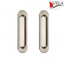 Ручки-купе Vela Kupe Round матовый никель