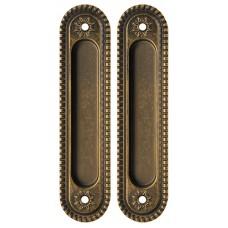 Ручка Armadillo для раздвижных дверей SH010/CL OB-13 Античная бронза