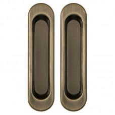 Ручки Punto для раздвижных дверей Soft LINE SL-010 AB
