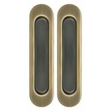 Ручка Armadillo для раздвижных дверей SH010-WAB-11 матовая бронза