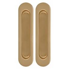 Ручка Armadillo для раздвижных дверей SH010-SG-1 Матовое золото