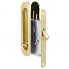 Защелка Punto с ручками для раздвижных дверей Soft LINE SL-011 SG