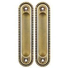 Ручка Armadillo для раздвижных дверей SH010/CL FG-10 Французское золото