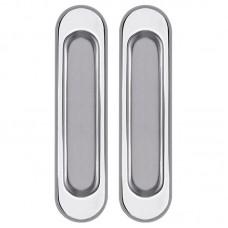 Ручки Punto для раздвижных дверей Soft LINE SL-010 CP