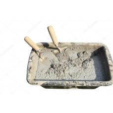 Раствор штукатурный, цементно-известковый (цена указана за 1 кубический метр)