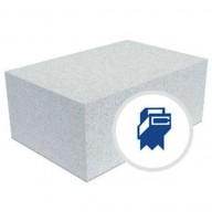 Блоки газосиликатные 625-200-250 Могилевский КСИ (2м3 под.) (цена указана за 1 кубический метр)