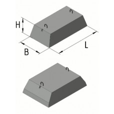 Плиты для фундамента ФЛ20.24