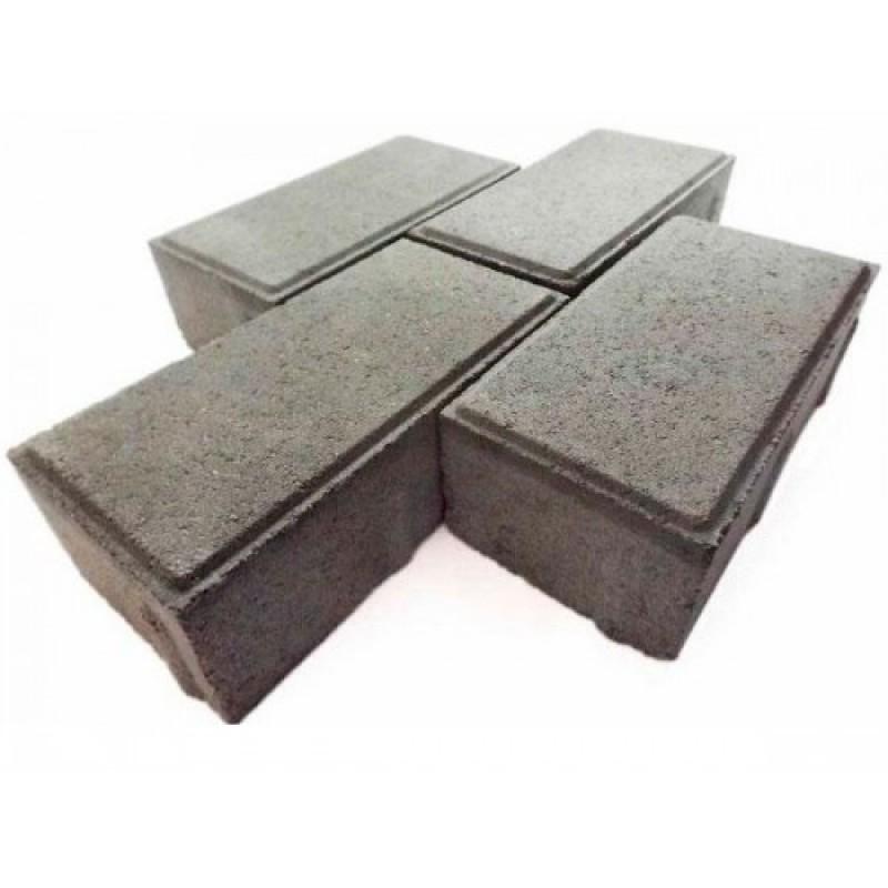 Купить тротуарную плитку КИРПИЧ 6 200х100х60 в Орше