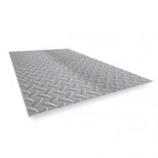 Лист рифленый чечевичный 3,0х1250х2500 мм