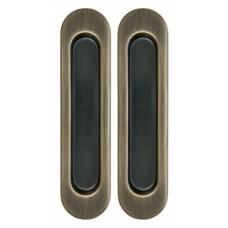 Ручка Armadillo для раздвижных дверей SH010-AB-7 бронза